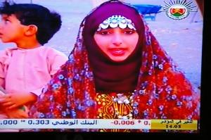 Teine Omaani lapsreporter