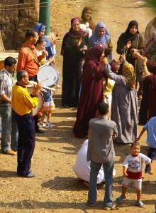 Tänavajämm Egiptuse külas - tütar läheb mehele!