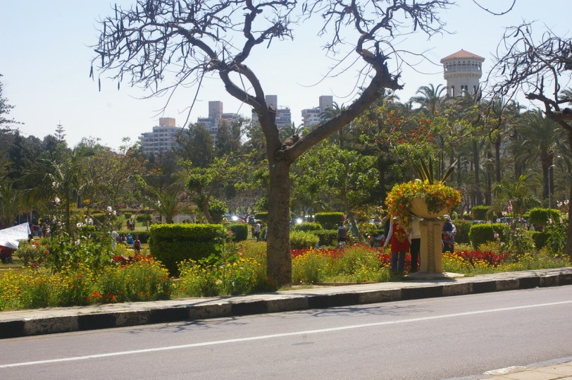 Montazah park