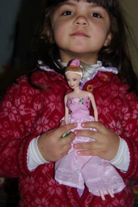 Printsess Barbie ballirõivad
