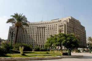 Kairo vihatuim hoone