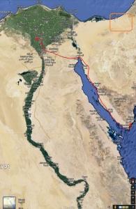 trip to Sinai