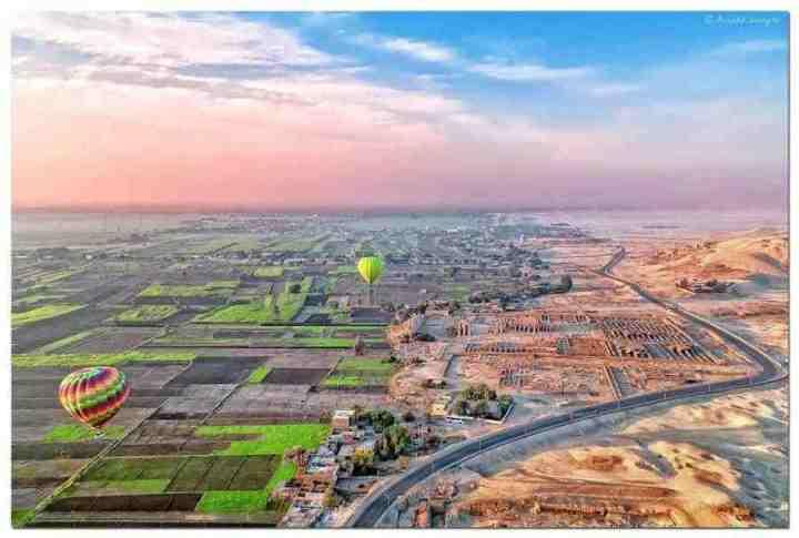 Luxor-Egypt1 balloon tour
